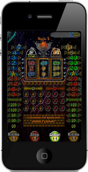 magic spielautomaten app